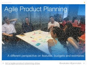 Agile Product Planning Workshop – CukeUp 2016
